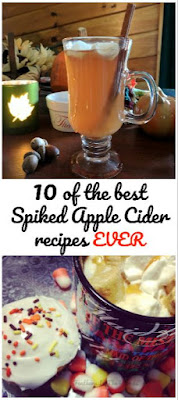 hot spiked cider recipes