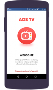 AOS TV v17.2.1 MOD APK is Here ! [Latest]