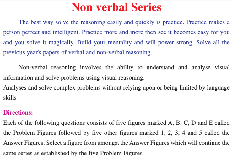 how to solve problem figures