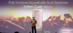 """[Preview] Asus Zenfone 2 Laser ZE601KL """" Terbaik Dari Yang Terbaik Keluarga Zenfone 2 Laser """""""