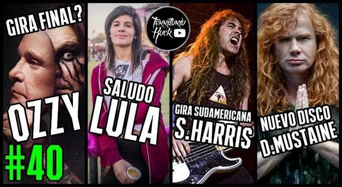► Noticias metaleras #40 (VIDEO)
