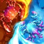 Crab War 3.28.1 Apk + Mod (Unlimited Pearls) for android
