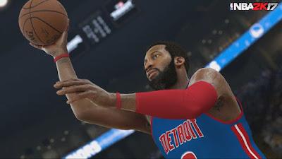 تجربة العبة تحميل لعبة كرة السلة NBA 2017