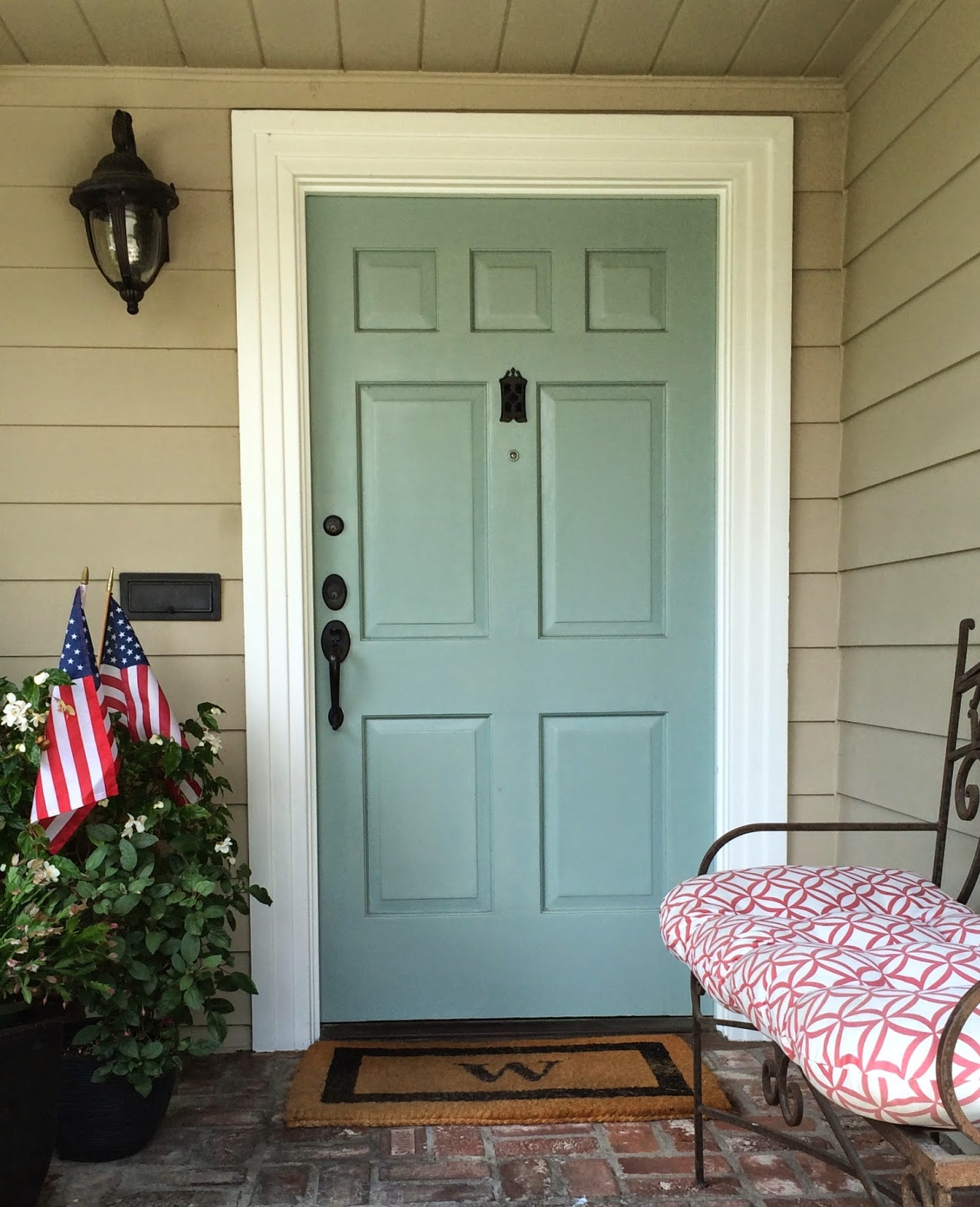 Sherri Cassara Designs A Few Great Doors Colors