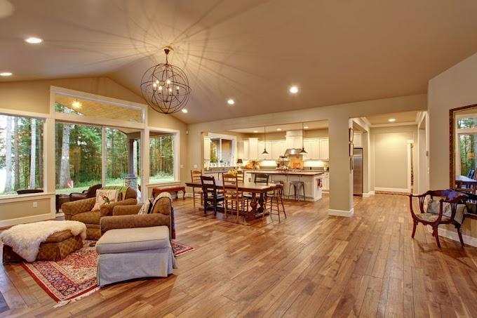 Nên lát sàn gỗ hay sàn gạch men ? Cho phòng khách, Phòng Ngủ, Chung cư Nhà Phố Sang Trọng