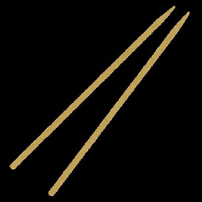 竹串のイラスト