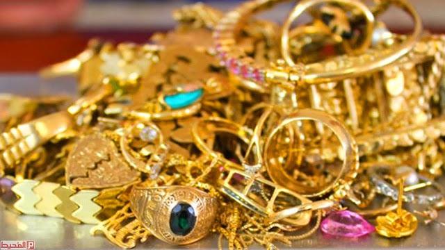 أسعار الذهب فى الإمارات اليوم الأربعاء 27/1/2021 وسعر غرام الذهب اليوم فى السوق المحلى والسوق السوداء