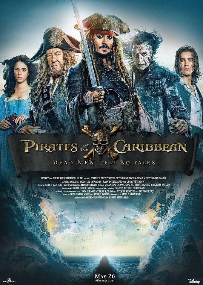 Pirates of the Caribbean 5 : Dead Men Tell No Tales (2017) Kurdi 1080p