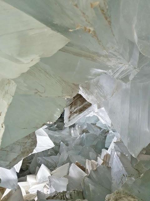 Geoda Gigante de Pulpí