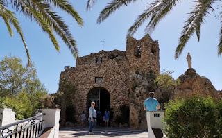 Mijas, Ermita de la Virgen de la Peña.