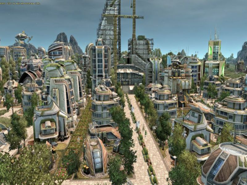 Download Anno 2070 Free Full Game For PC
