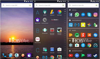 Download Yahoo Aviate Android amazing Launcher