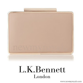 Kate Middleton carried her L.K. Bennett Nina Clutch