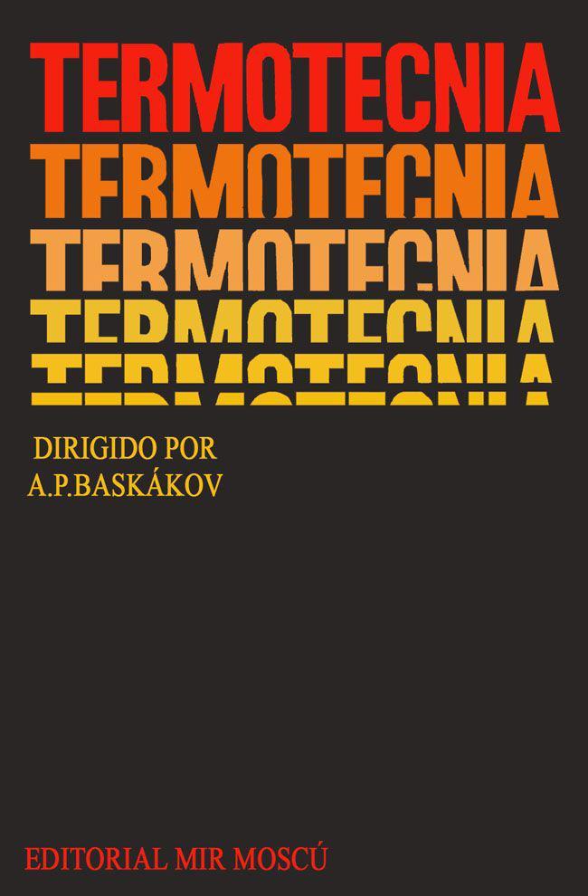Termotecnia – A. P. Baskákov