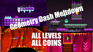 Download Geometry Dash Meltdown v1.0.0 Mod Apk