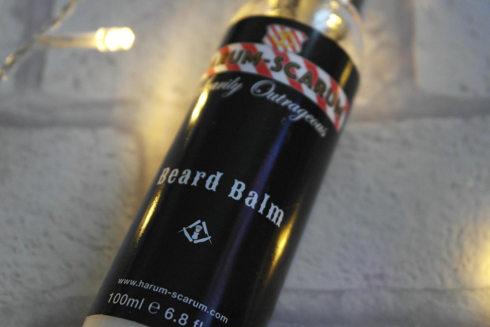 Harum Scarum Beard Balm