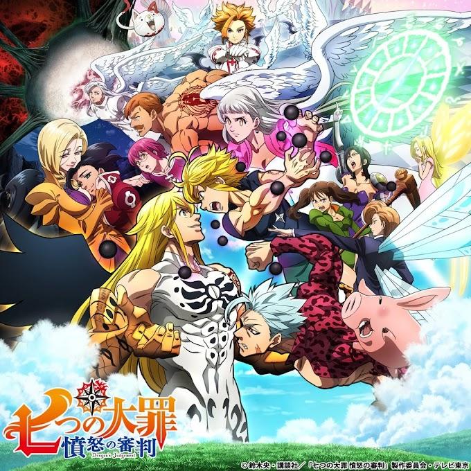 Nanatsu No Taizai Fundo No Shinpan Season 4 END - Batch (Episode 1-24) - Substitle Indonesia