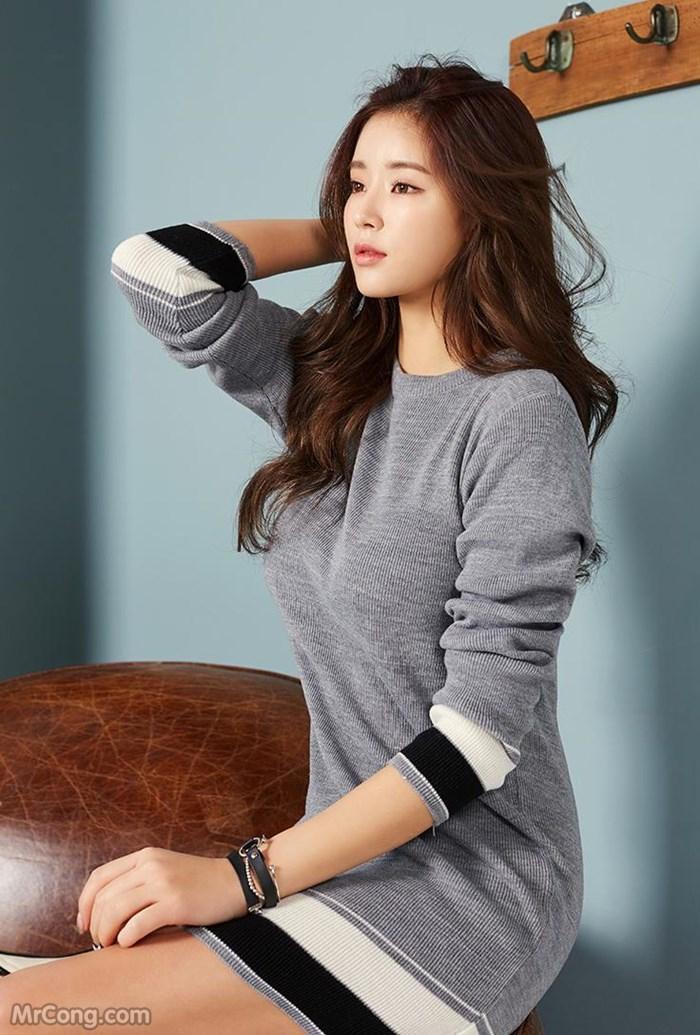 Người đẹp Yoon Ju xinh tươi rạng rỡ trong bộ ảnh thời