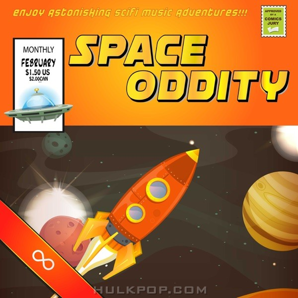 SPACE ODDITY – Infinity 8