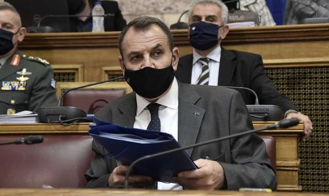 Παναγιωτόπουλος για τα Rafale: «Ο καιρός δεν είναι για αναβολές»