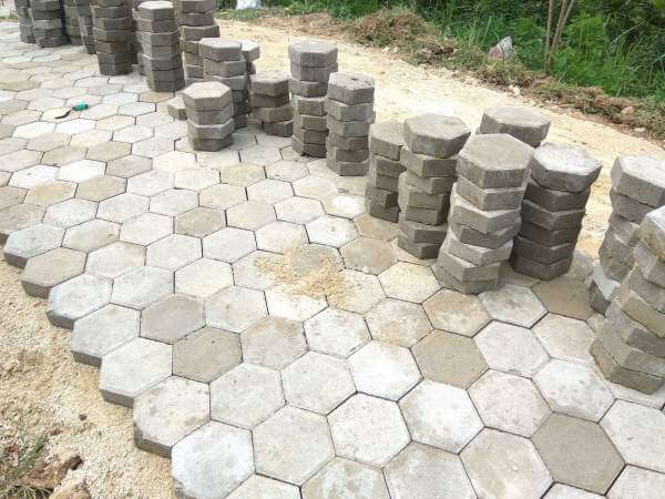 Tips Memilih Paving Blok