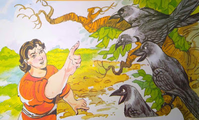 डरपोक व्यक्ति In Hindi Stories For Class 7 With Moral