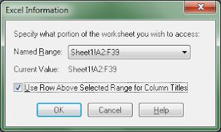 Proses Menampilkan File Excel