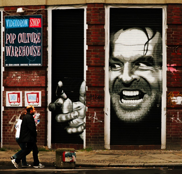 Extraordinaire The most creative Street Art Painting ! | Graphic Art News YL53
