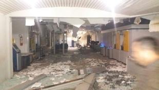 Grupo explode agência bancária em Assaré