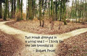 robert frost leaving cert quotes
