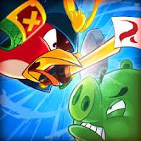 Angry Birds Fight! v2.3.0 MOD Apk Terbaru Free Download Logo
