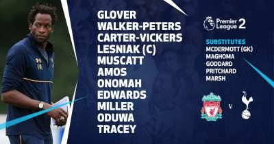 Liverpool U23 3 Spurs U23 2