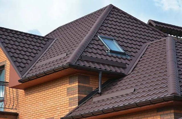 Memilih Warna Atap Genteng Rumah Minimalis