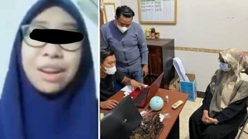 Sebut RI Gagal Tangani Pandemi Gara-gara Pancasila, Mahasiswi Ini Dipanggil Polisi