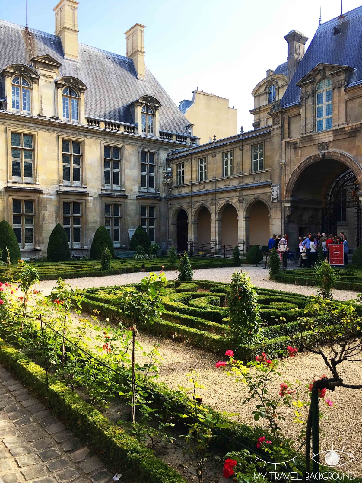 My Travel Background : #ParisPromenade, Le Marais - Musée Carnavalet