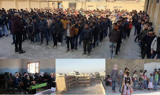 تعليمنا بين الواقع والمأمول(تقرير يرصد الوضع التعليمي في منبج/ منطقة الإدارة الذاتية- شمال شرقي سوريا)