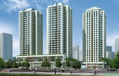 Ý tưởng thiết kế chung cư Central Point