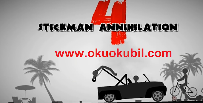 Stickman Destruction 4 Annihilation v1.10 Sihirli Numara Para Hileli Apk İndir 2020