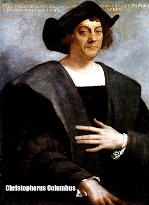 Lukisan Christophorus Columbus