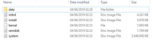 Cara instal Phoenix OS ROC