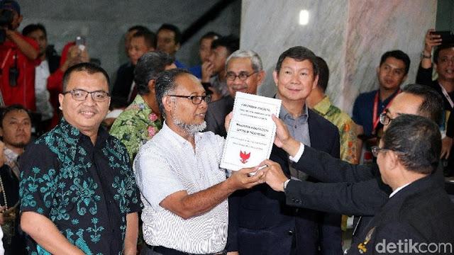 Gugat Hasil Pilpres, Prabowo Rujuk Sistem Mahkamah Agung India