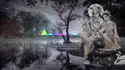Radha Krishna Template 02