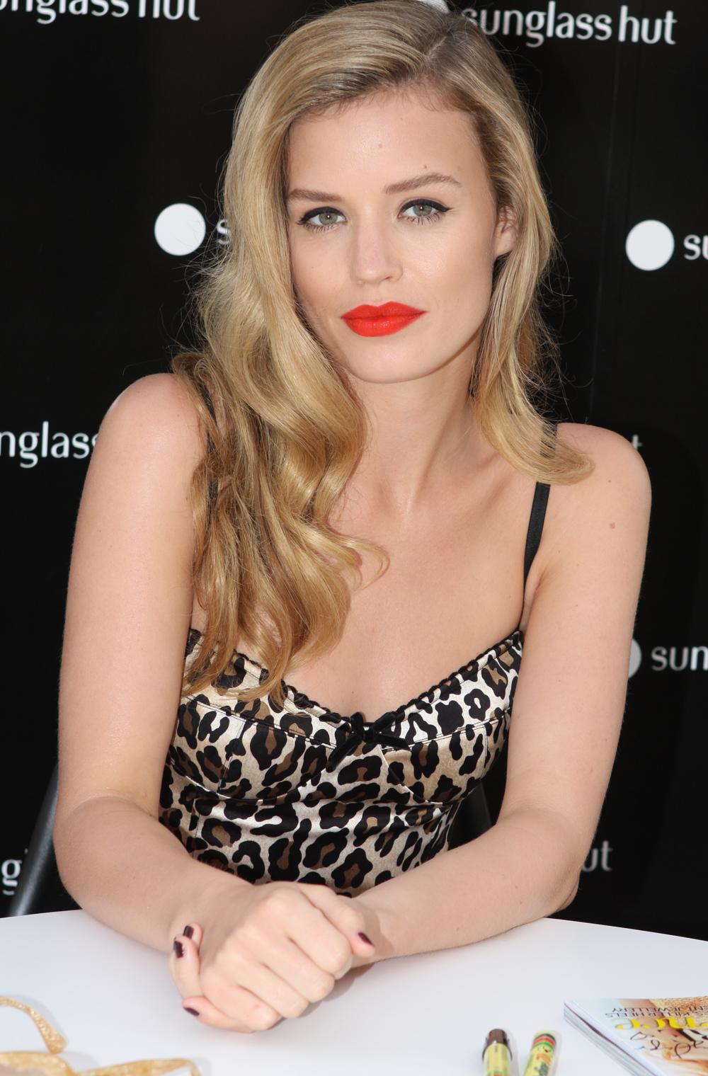Kaylin Fitzpatrick Modern Beauty Georgia May Jagger