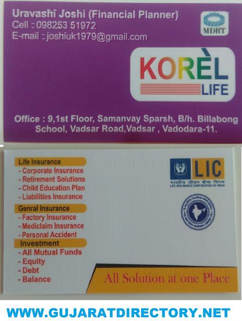 KOREL LIFE - 9825351972