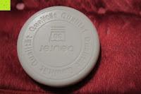 Plastikknopf: Beurer HK 44 Heizkissen (elektrische Wärme in Wärmflaschenform)