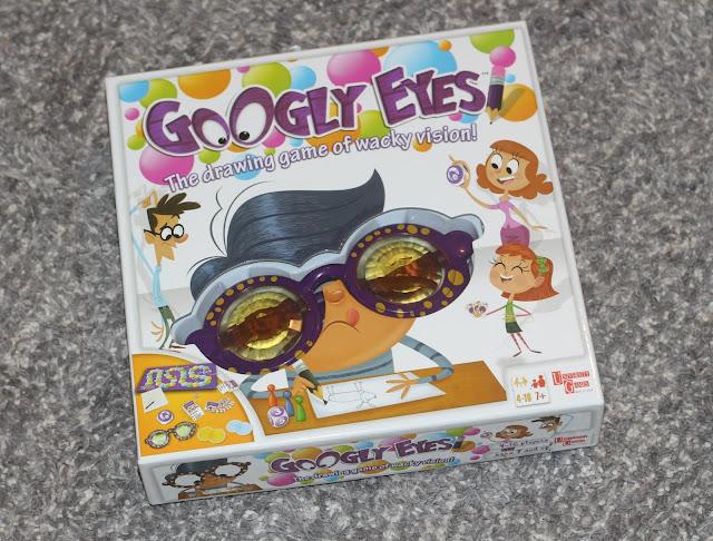 Googley Eyes game