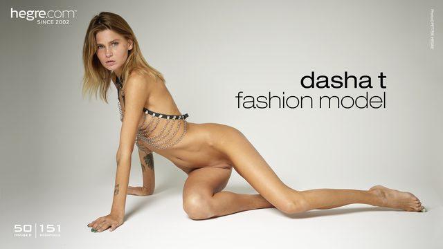 [Art] Dasha T - Fashion Model