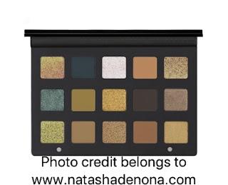 Shop my Stash for alternatives to the Natasha Denona Gold Palette