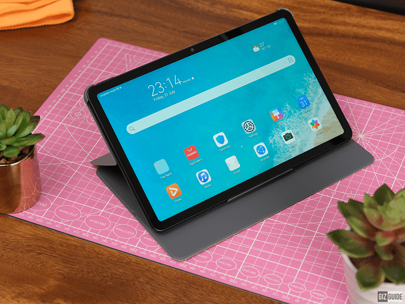5 best features of the Huawei MatePad
