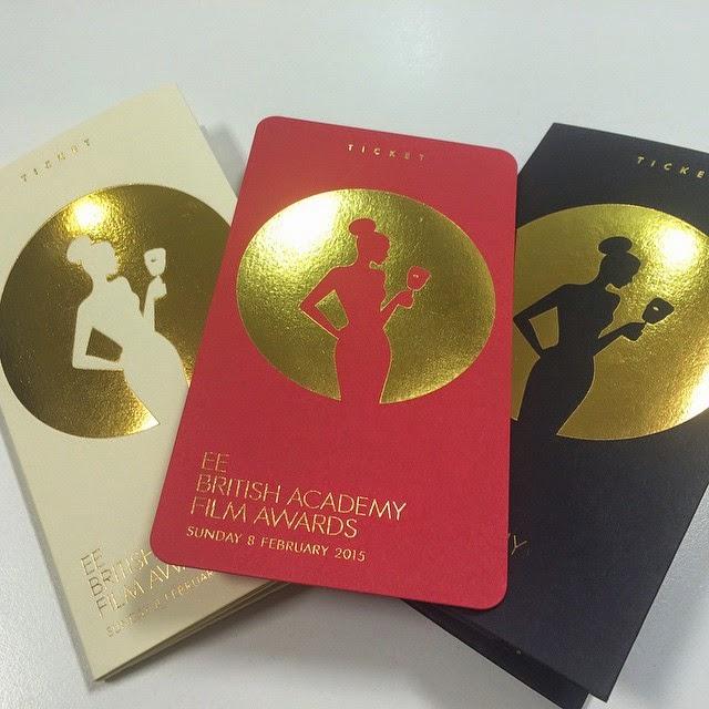Branding de Marca: BAFTA Awards